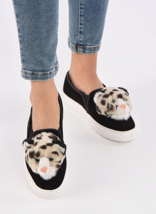 Sneakers Katy Perry Lusella Nero immagine dal basso