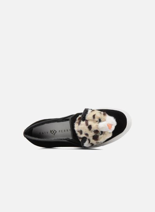 Sneakers Katy Perry Lusella Nero immagine sinistra