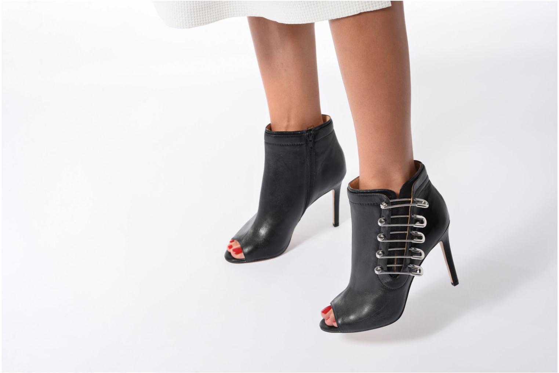 Bottines et boots Katy Perry The Unity Noir vue bas / vue portée sac