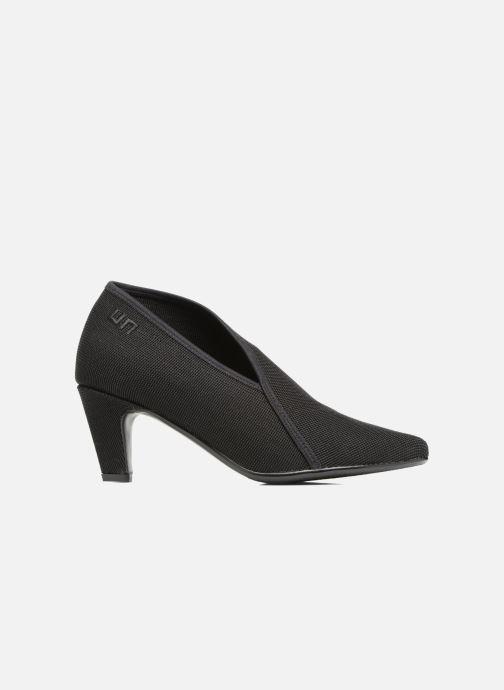 Zapatos de tacón United Nude Fold Litte Mid Negro vistra trasera