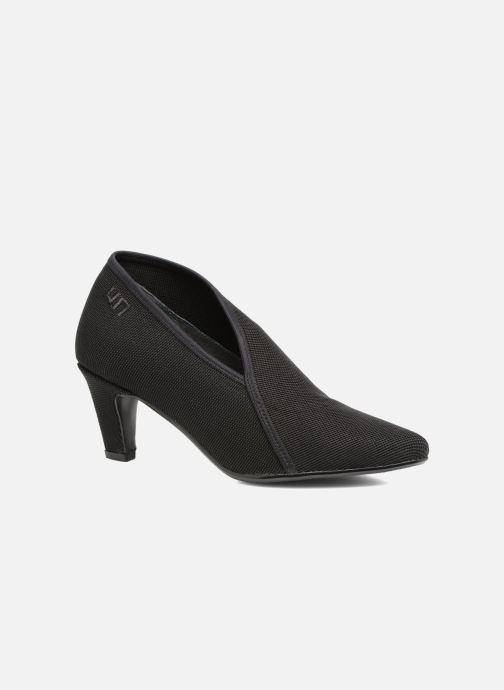 Zapatos de tacón United Nude Fold Litte Mid Negro vista de detalle / par