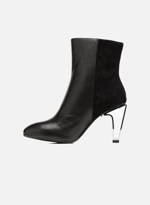 Bottines et boots United Nude Icon Boot Hi Noir vue face