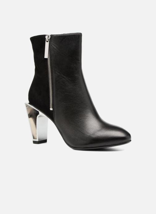 Bottines et boots United Nude Icon Boot Hi Noir vue détail/paire