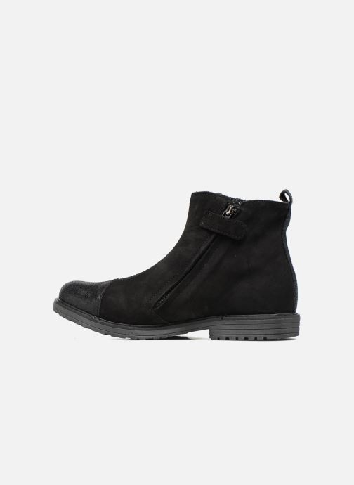 Ankle boots Achile Leontina Black front view