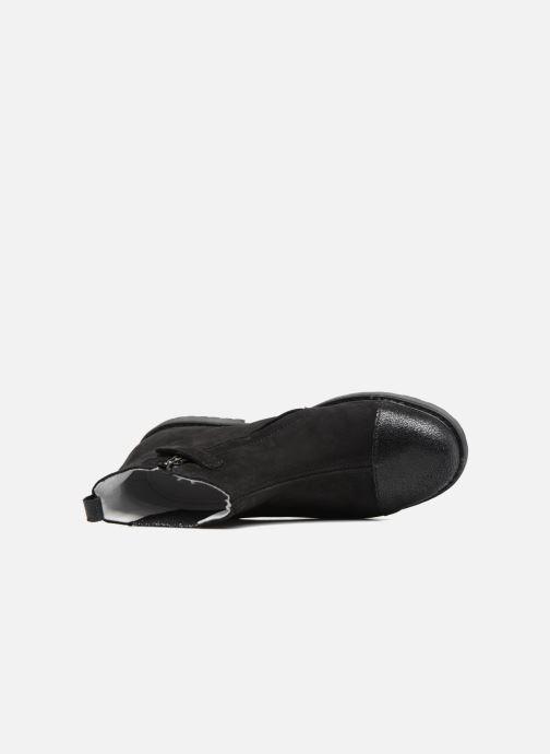 Bottines et boots Achile Leontina Noir vue gauche