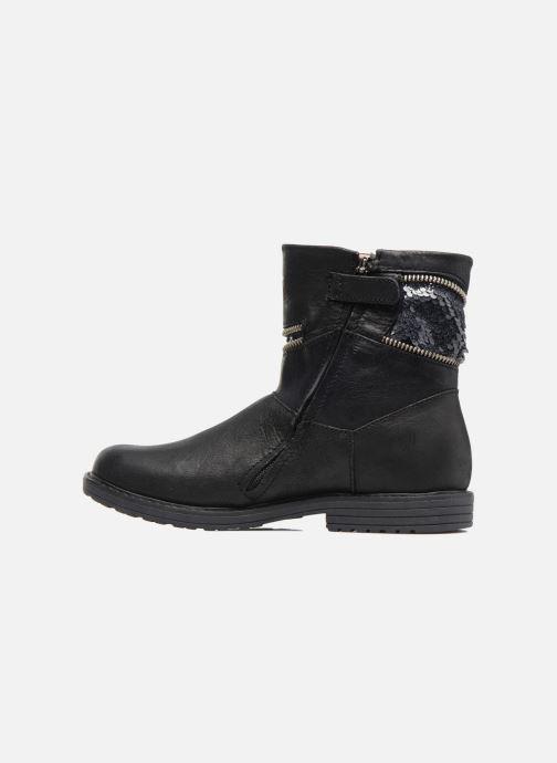 Bottines et boots Achile Mafalda Noir vue face