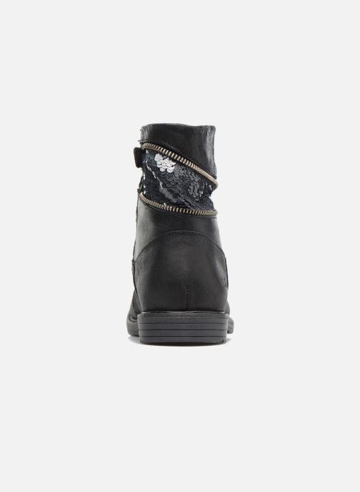Bottines et boots Achile Mafalda Noir vue droite