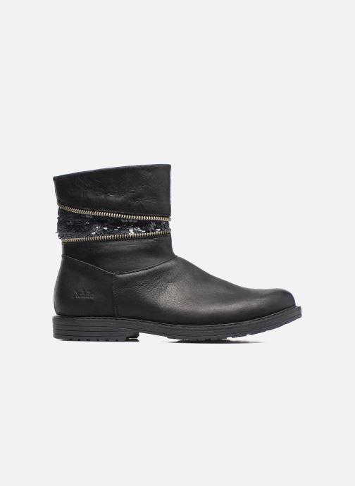 Bottines et boots Achile Mafalda Noir vue derrière