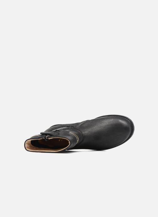 Bottines et boots Achile Mafalda Noir vue gauche