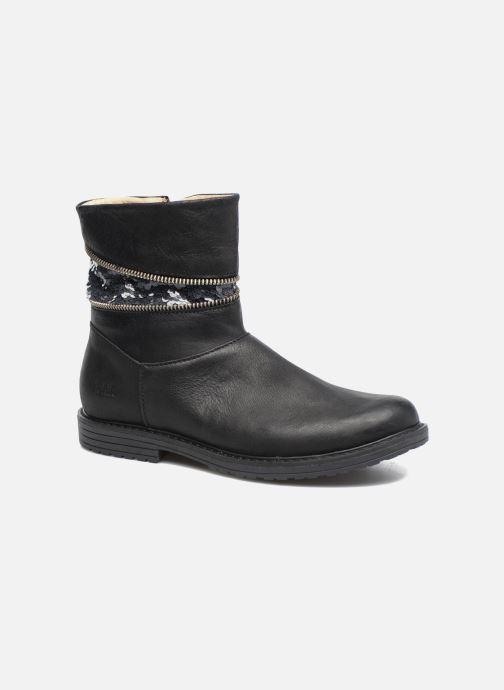 Bottines et boots Achile Mafalda Noir vue détail/paire
