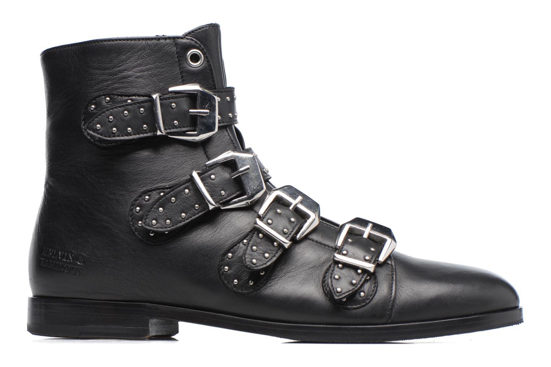 Bottines et boots Melvin & Hamilton Susane 44/R Noir vue derrière