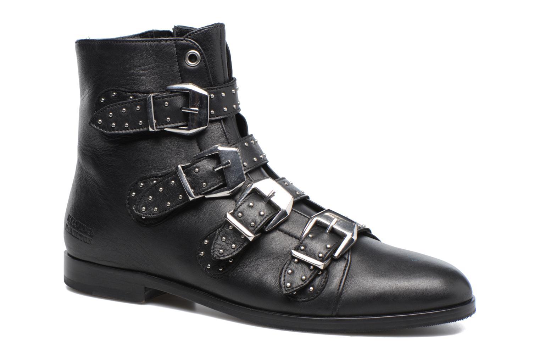 Bottines et boots Melvin & Hamilton Susane 44/R Noir vue détail/paire