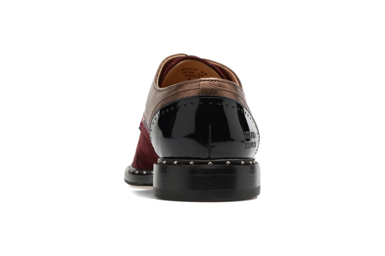 Chaussures à lacets Melvin & Hamilton Sally 40 Multicolore vue droite