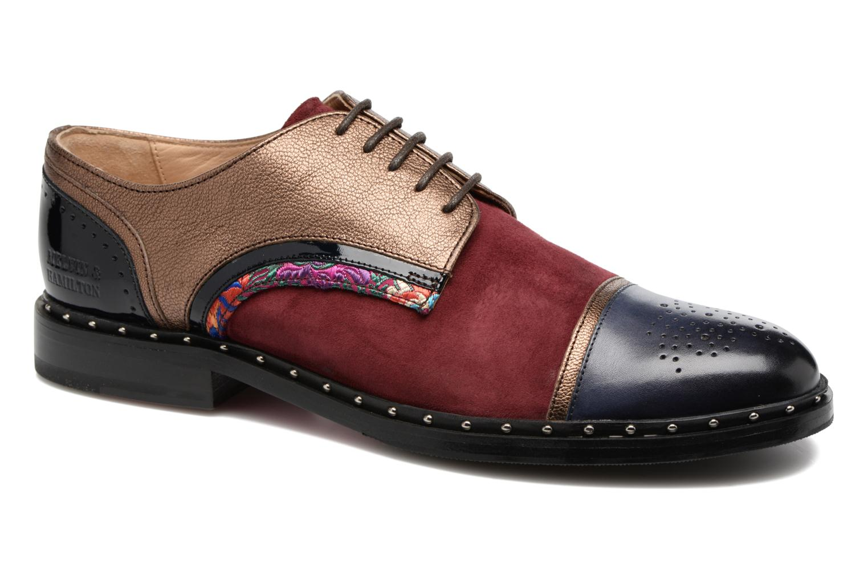 Chaussures à lacets Melvin & Hamilton Sally 40 Multicolore vue détail/paire
