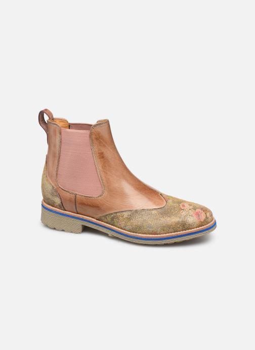 Bottines et boots Melvin & Hamilton Amelie 13 Beige vue détail/paire