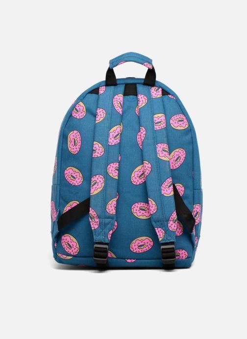 Schooltassen Mi-Pac Premium Print Backpack Blauw voorkant