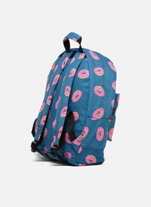 Schooltassen Mi-Pac Premium Print Backpack Blauw rechts