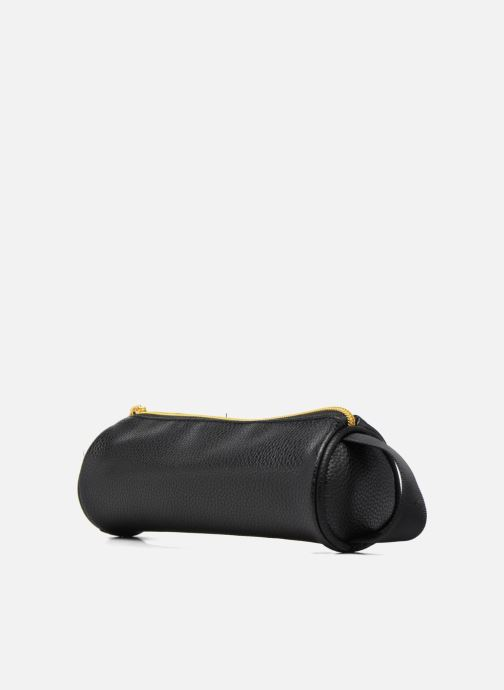 School bags Mi-Pac Tumbled Pencilcase Bronze and Gold view from the right