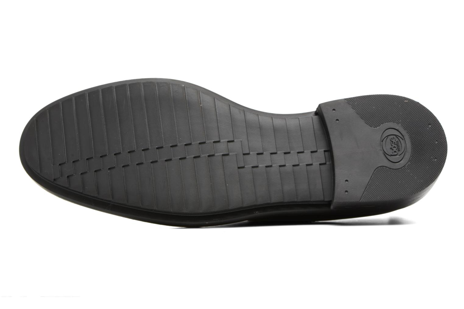 Lace-up shoes Base London Elba Black view from above