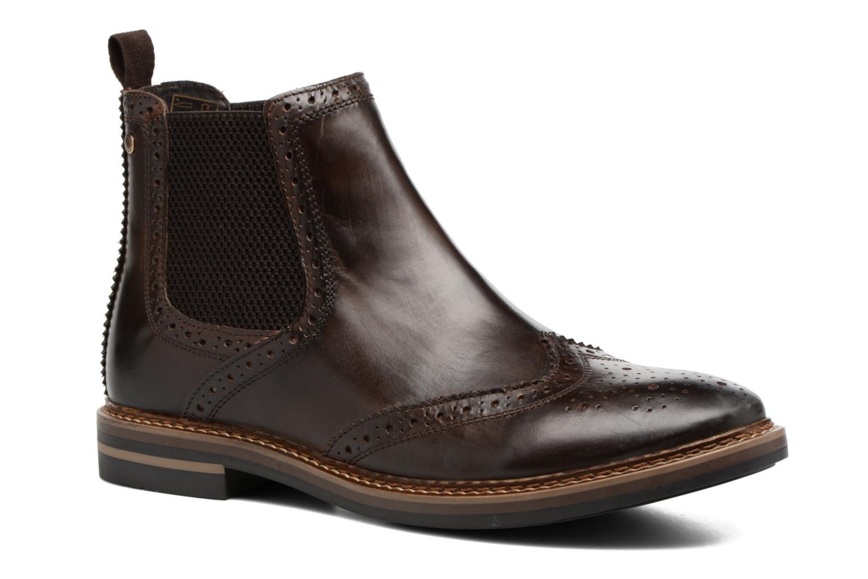 Nuevo zapatos Base London  Riley (Marrón) - Botines  London en Más cómodo 9f1597