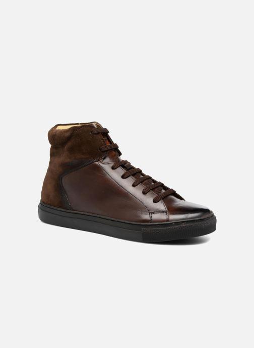 Sneakers Base London Jarret Marrone vedi dettaglio/paio