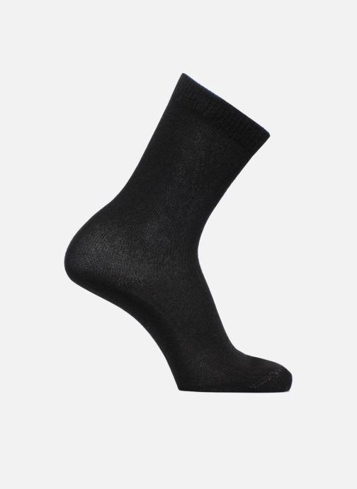Chaussettes et collants BLEUFORÊT Chaussettes Cachemire Noir vue détail/paire