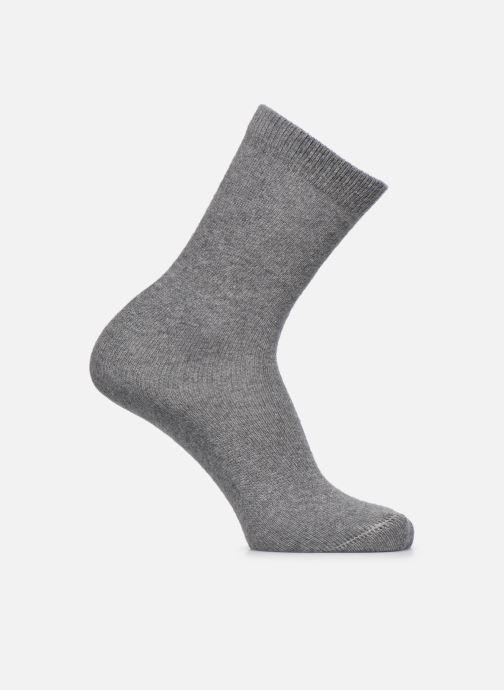 Sokken en panty's BLEUFORÊT Chaussettes Cachemire Grijs detail