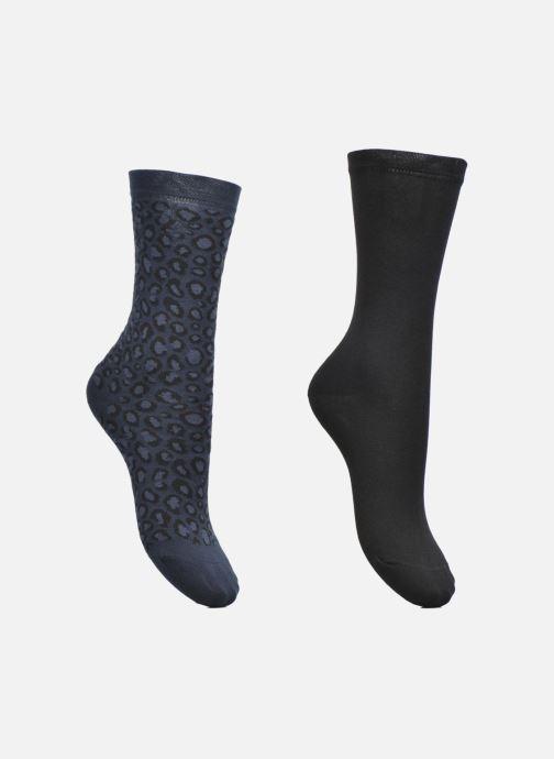 a47367e74c6 Socks   tights BLEUFORÊT Duo Chaussettes Coton Léopard Lot de 2 Blue  detailed view  Pair