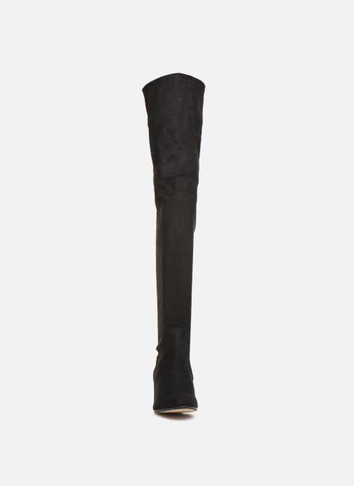 Stiefel Jonak Gina schwarz schuhe getragen