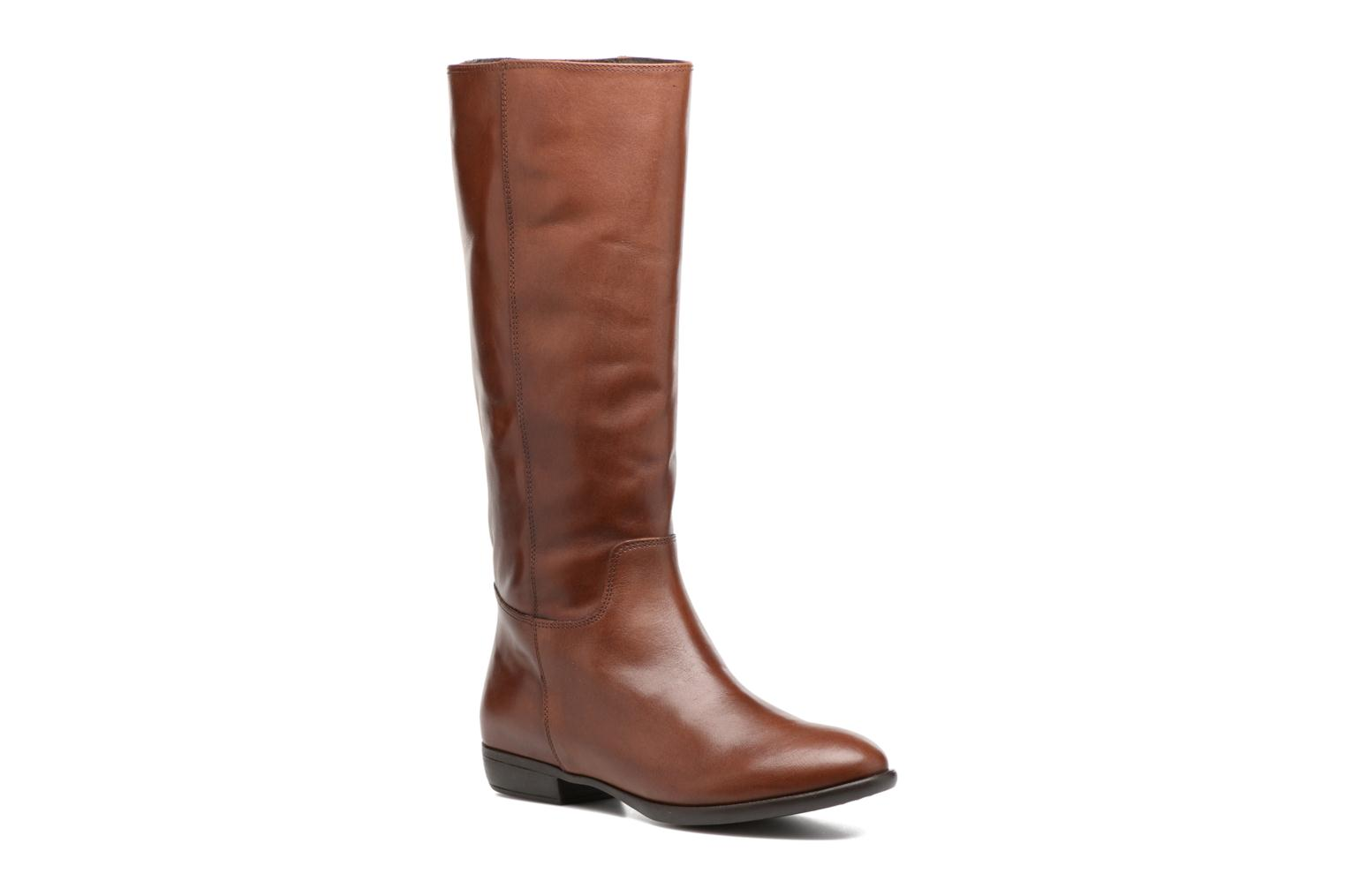 Boots & wellies Jonak 1137 Brown detailed view/ Pair view