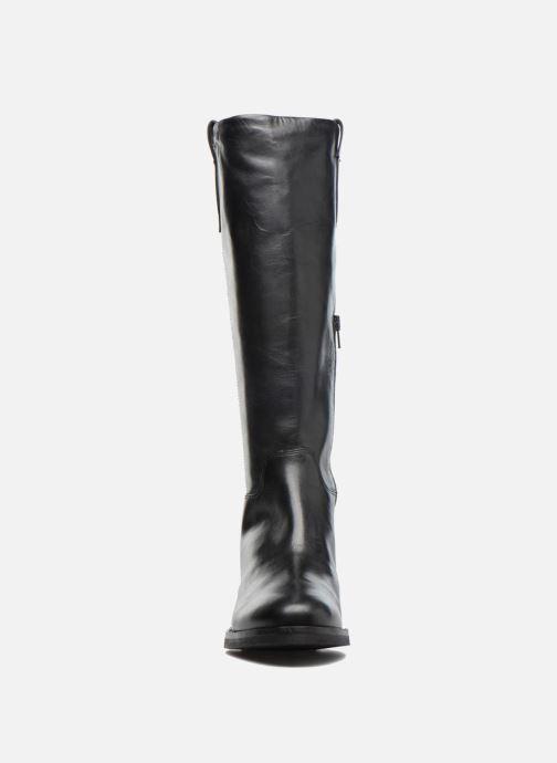 Bottes Jonak Miranda Noir vue portées chaussures