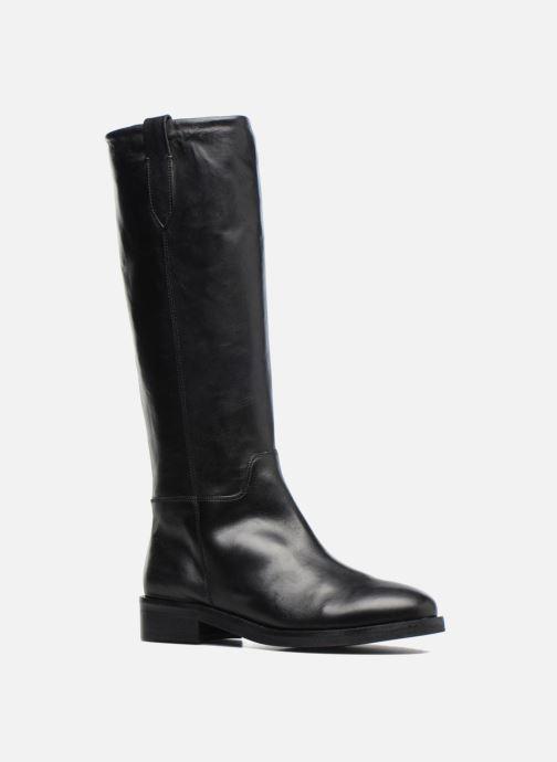 Boots & wellies Jonak Miranda Black detailed view/ Pair view