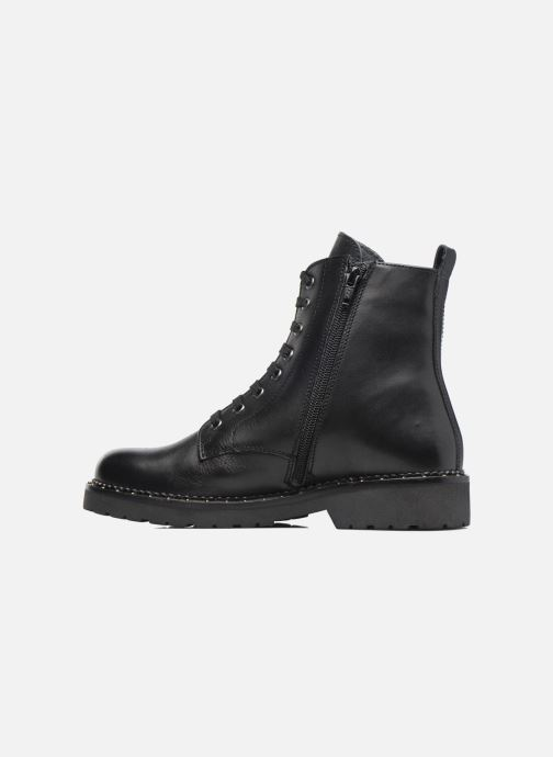 Bottines et boots Jonak Moon Noir vue face
