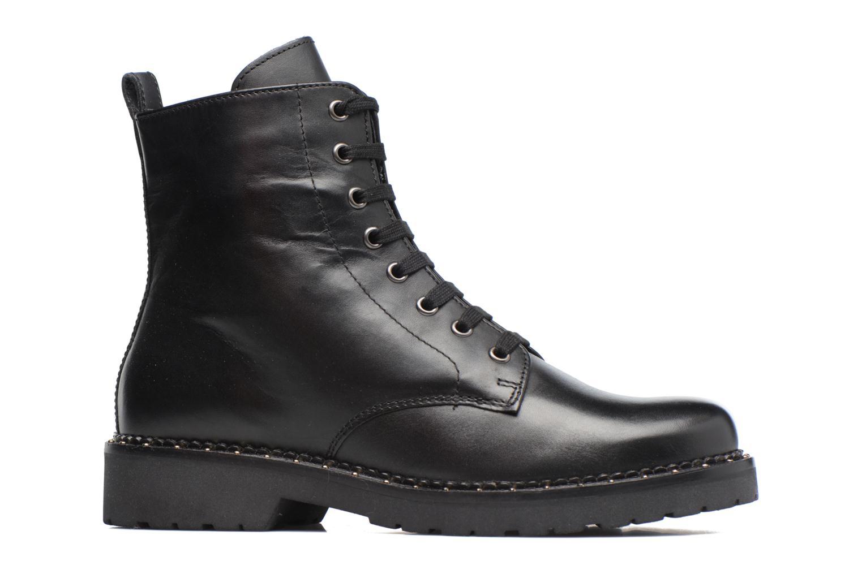 Bottines et boots Jonak Moon Noir vue derrière