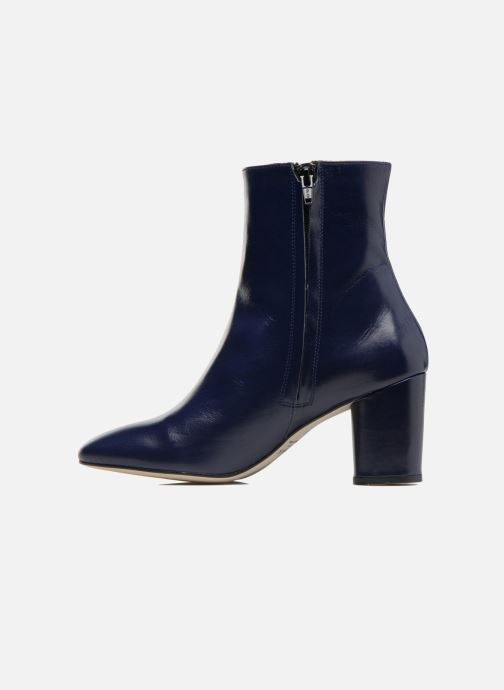 Ankle boots Jonak 11700 Blue front view
