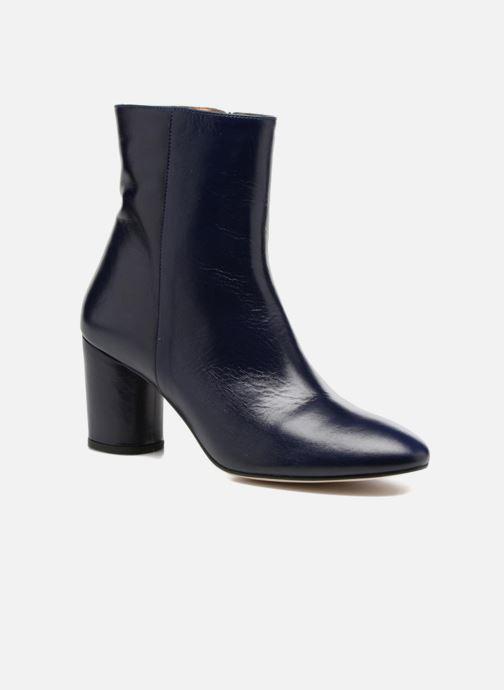 Bottines et boots Jonak 11700 Bleu vue détail/paire