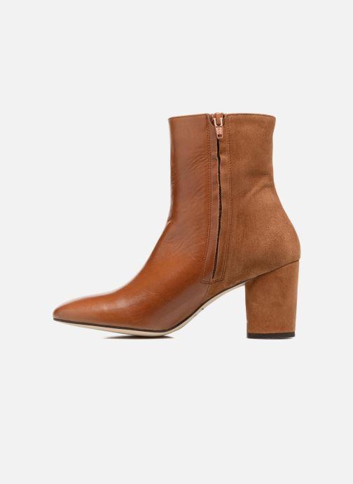 Boots en enkellaarsjes Jonak 11700 Bruin voorkant