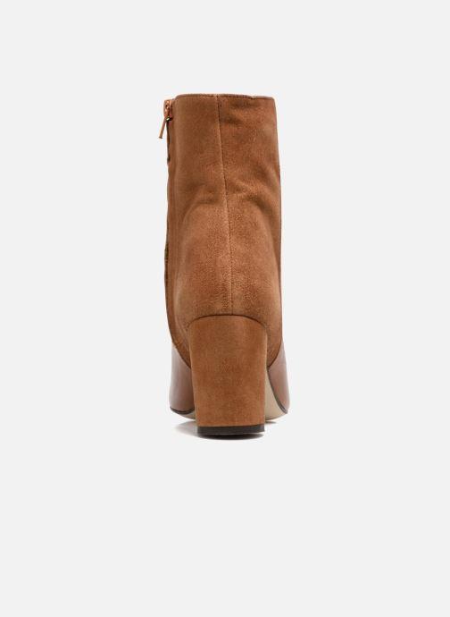 Boots en enkellaarsjes Jonak 11700 Bruin rechts