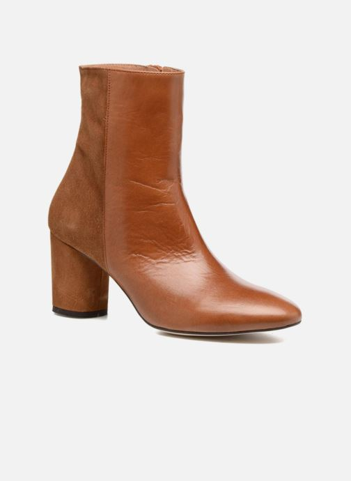 Boots en enkellaarsjes Jonak 11700 Bruin detail