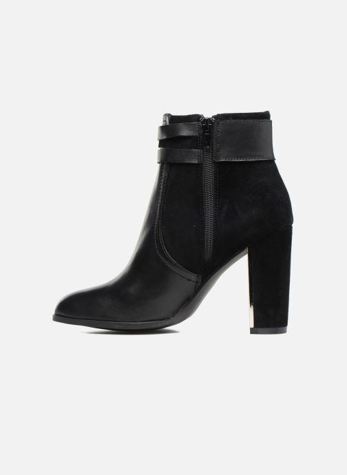 Bottines et boots Jonak Segura Noir vue face