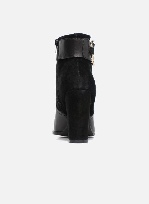 Bottines et boots Jonak Segura Noir vue droite