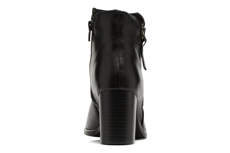 Bottines et boots Jonak Titou Noir vue droite