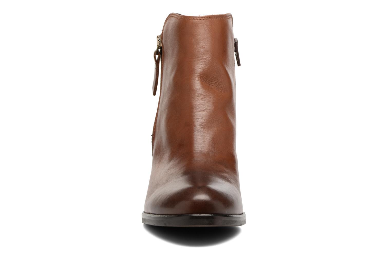 Bottines et boots Jonak Titou Marron vue portées chaussures