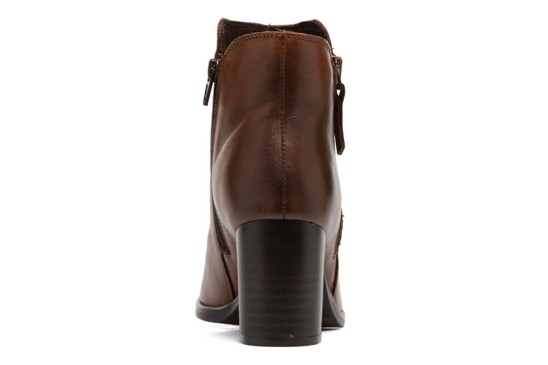 Bottines et boots Jonak Titou Marron vue droite
