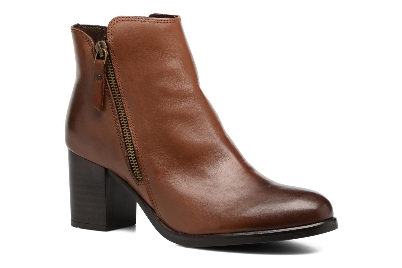 Bottines et boots Jonak Titou Marron vue détail/paire