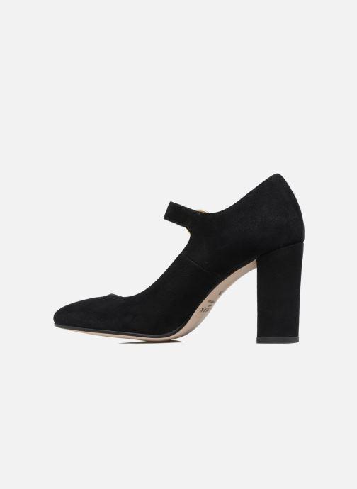 Zapatos de tacón Jonak 11649 Negro vista de frente