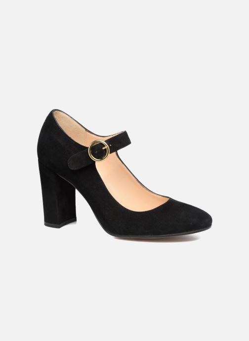 Zapatos de tacón Jonak 11649 Negro vista de detalle / par