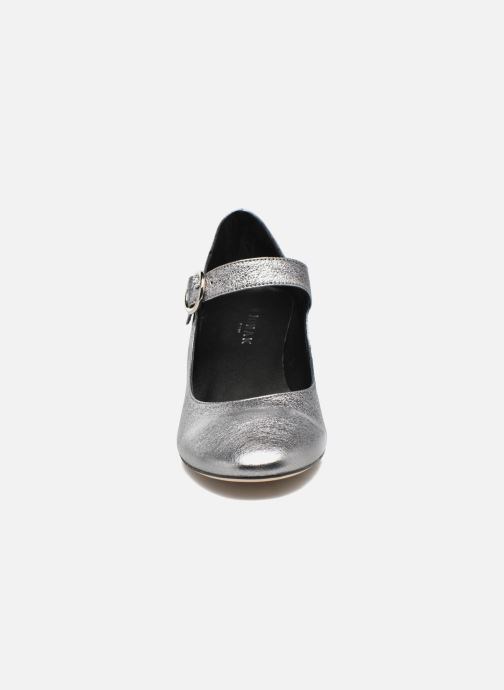 Zapatos de tacón Jonak Viva Plateado vista del modelo