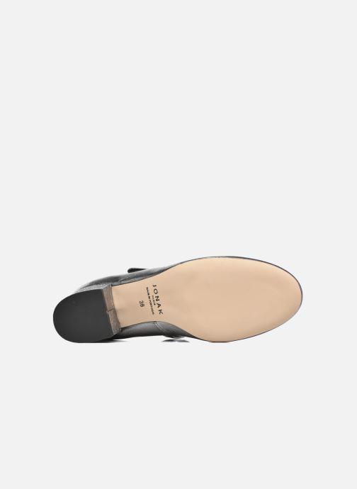Zapatos de tacón Jonak Viva Plateado vista de arriba
