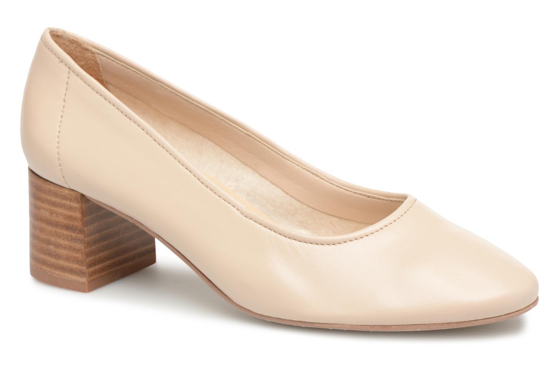 Cómodo y bien parecido  Jonak de Aura (Beige) - Zapatos de Jonak tacón en Más cómodo f4be35
